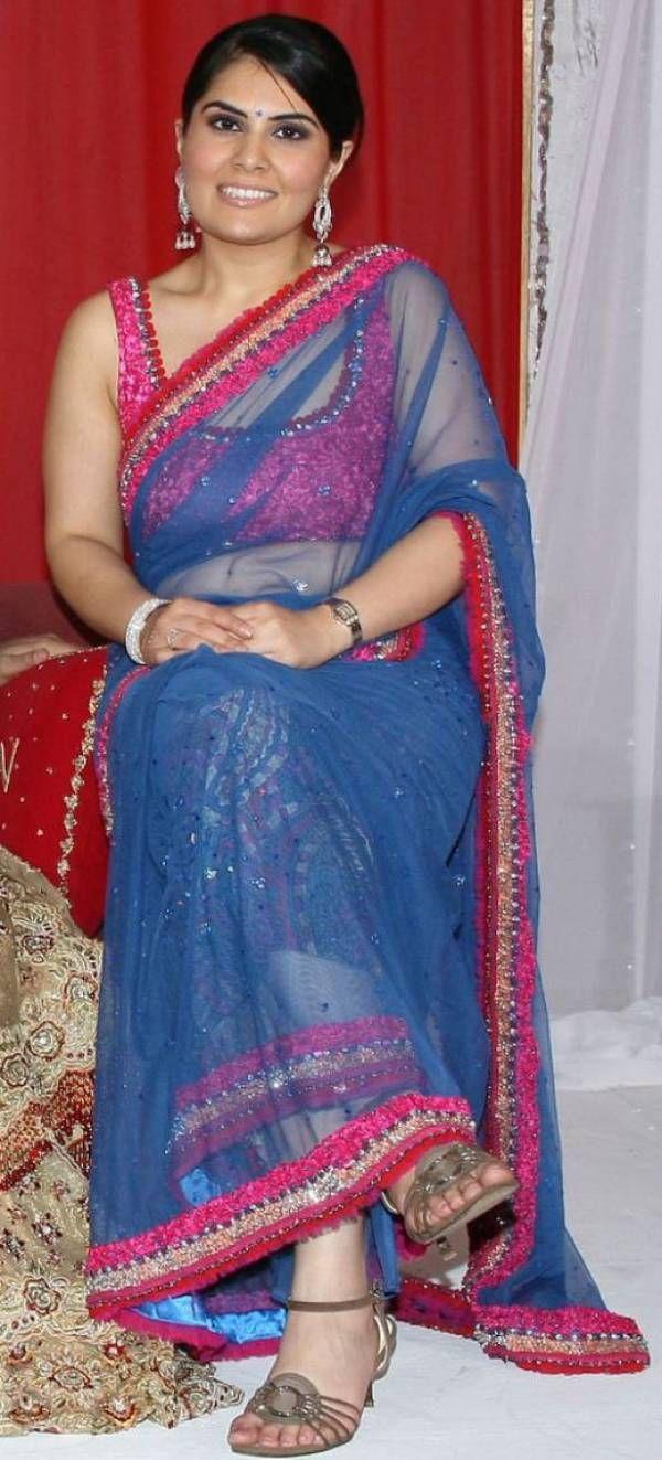 Kerala-Homely-Aunty-Saree_9.jpg (600×1323)