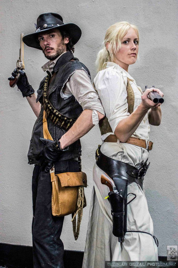 Red Dead Redemption Cosplay by aGeekSaga on deviantART | Oh