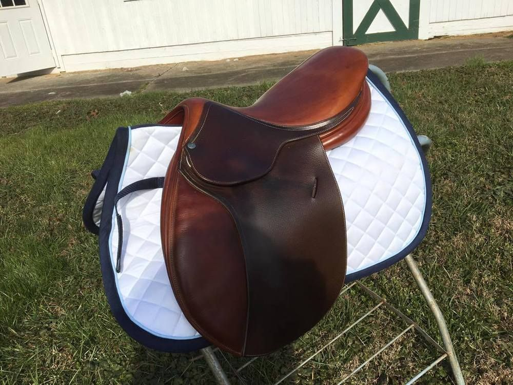 "16"" Butet FB2 saddle, wide tree excellent condition and well taken care of.  #Butet"