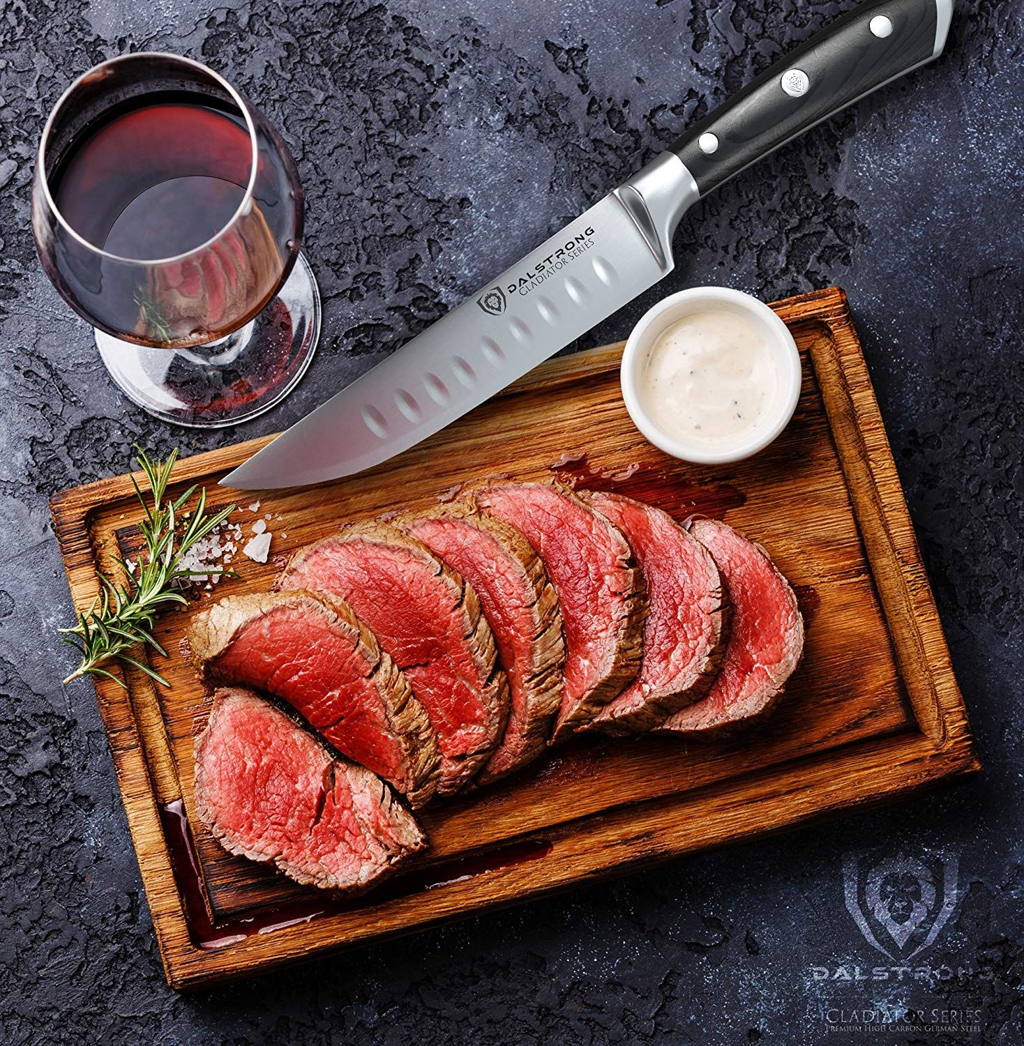Top 10 Best Steak Knife Sets Review Beef Tenderloin Red Wine Sauce Wine Sauce