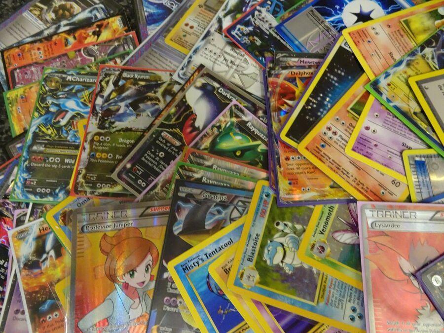 Pokemon MYSTERY Cube ENGLISH ULTRA RARE Guaranteed EX//GX//HR//SR//FA!! 200 Cards