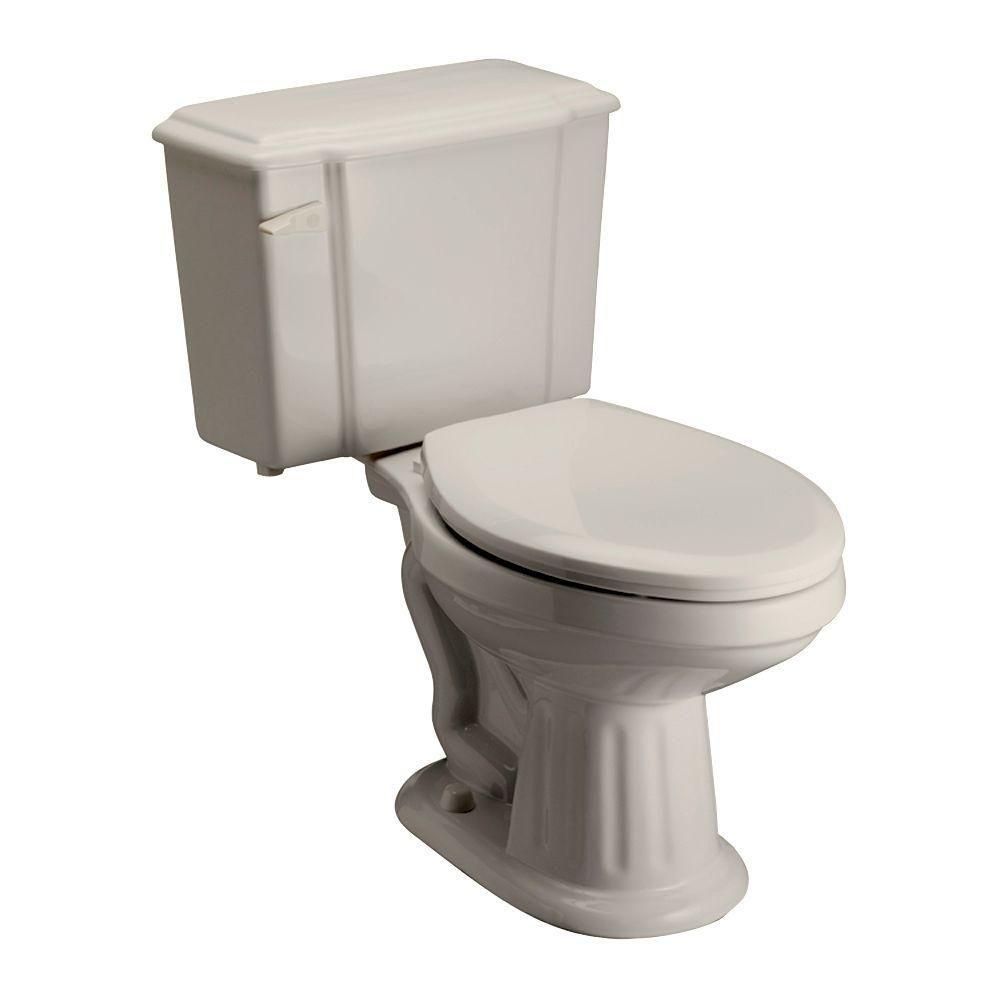 Terrific Pegasus Vicki 2 Piece 1 6 Gpf Elongated Toilet In Bisque 2 Cjindustries Chair Design For Home Cjindustriesco
