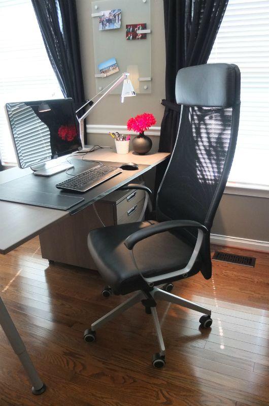Markus Office Chair Glose Black Robust Black