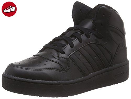 buy online 5270d 6c0c3 adidas Originals Damen M Attitude Revive High-Top, Schwarz (Core BlackCore