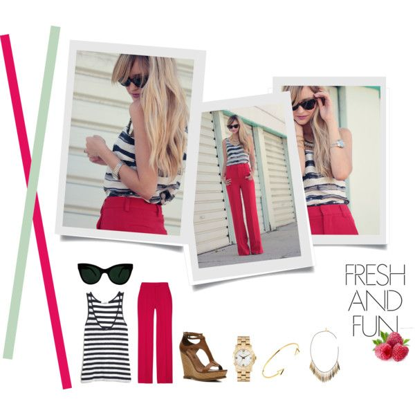 Fresh and Fun by momentarily on Polyvore
