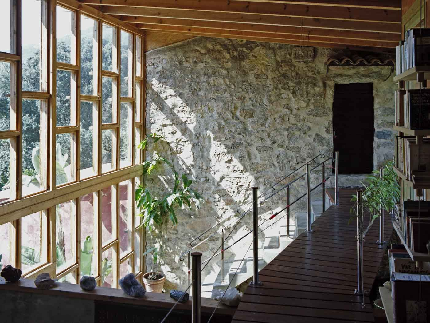 10 maisons d 39 architecte en corse architecture for Constructeur maison bois corse