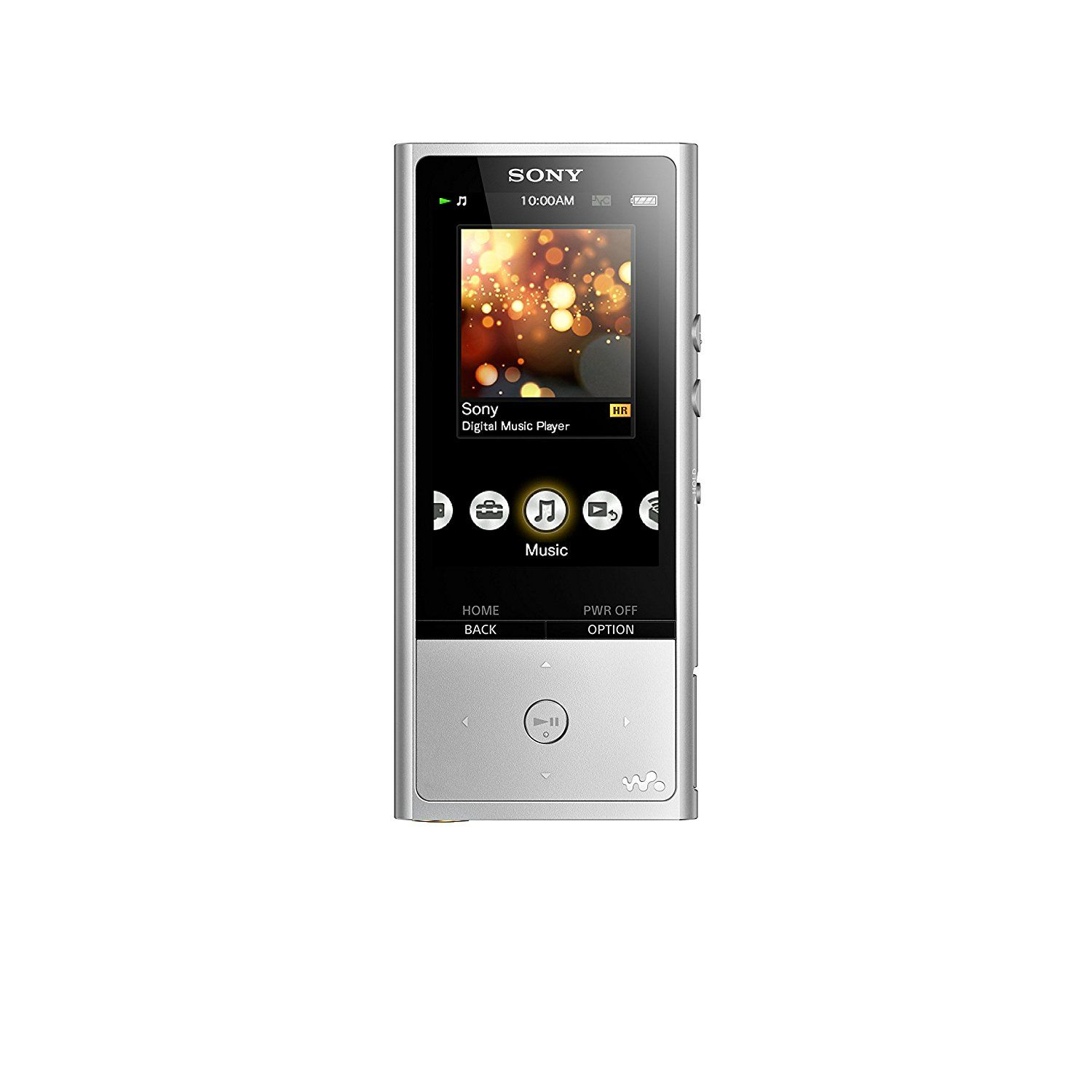 Check out the sony nwzx100hnsm hi res walkman digital music player check out the sony nwzx100hnsm hi res walkman digital music player with noise cancelation fandeluxe Gallery