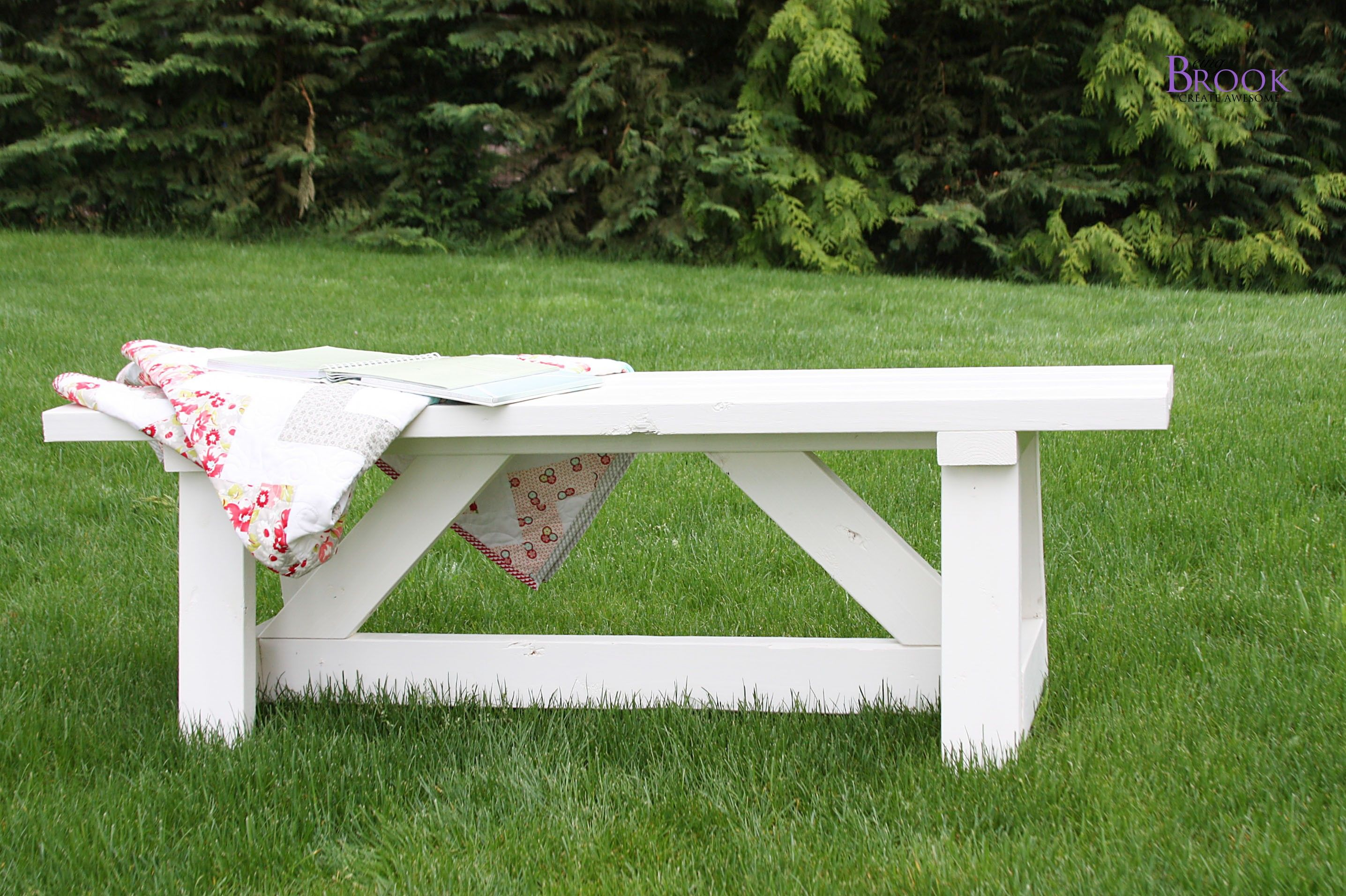 anna white furniture plans. a ana white  build providence bench free and easy diy project furniture  plans