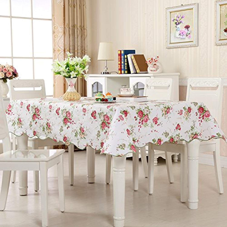 Uforme Home Decor X Long Table Protector Pvc Durable 60 X 102