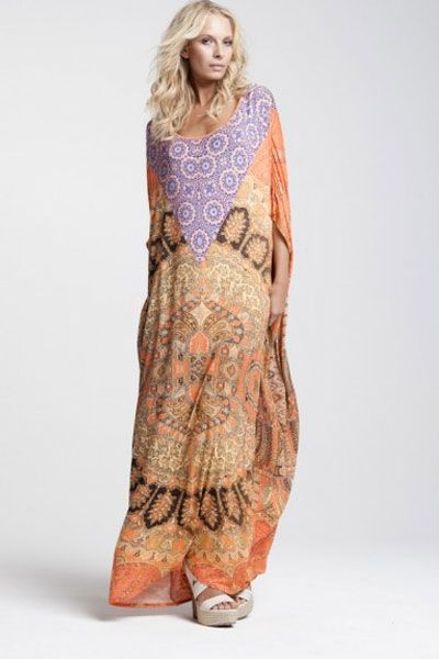 12690f4442a5 Beautiful  Kaftan Collection by  Camilla  Franks