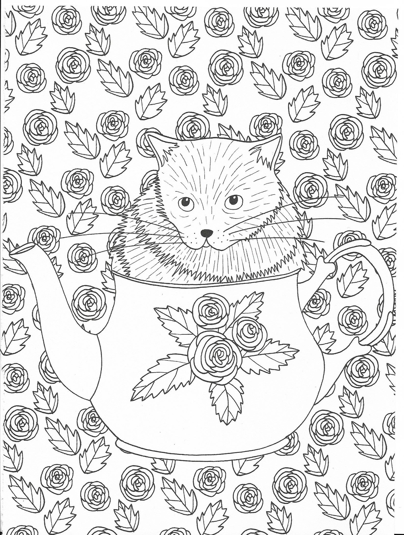 Pin By Wanda Twellman On Just Cats Coloring 2 Cat Coloring Book Cat Coloring Page Coloring Books