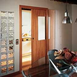 puertas correderas plegables cocina