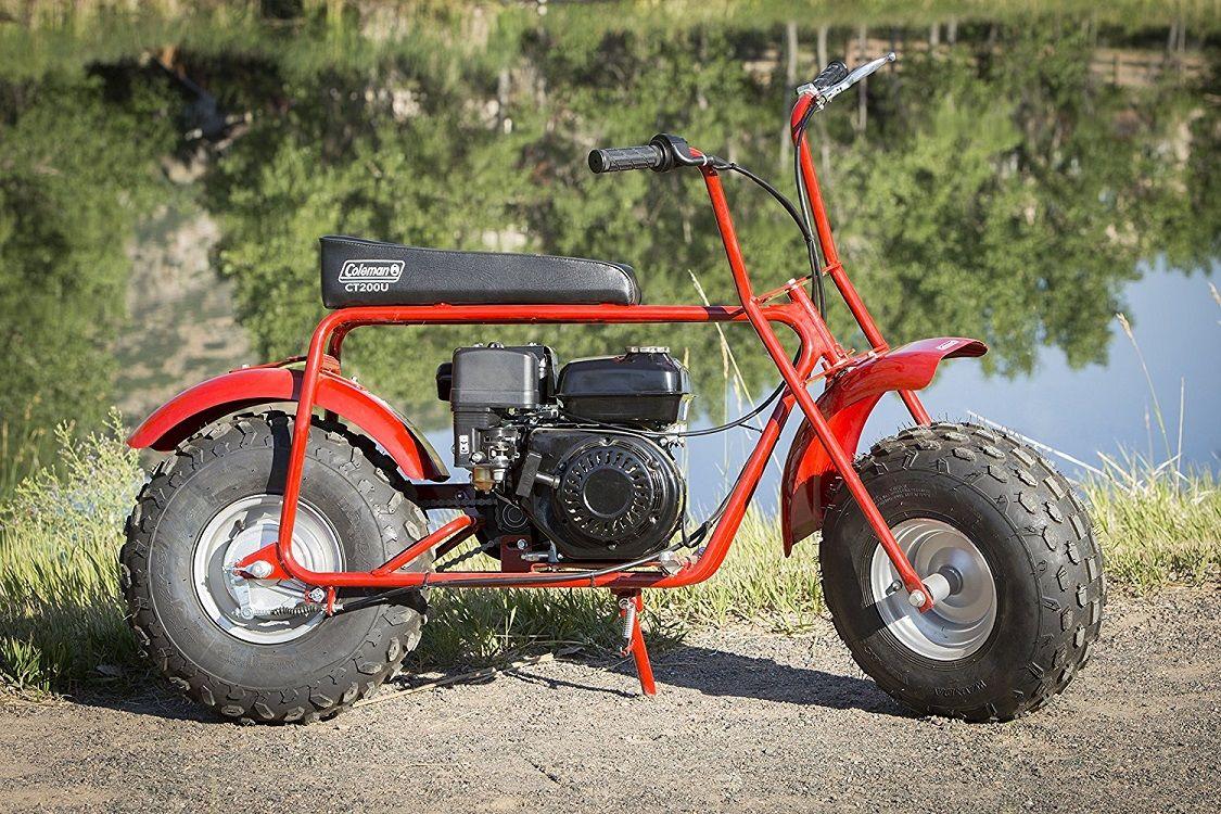 Coleman Ct200u Mini Bike Review 2019 Adventurous Powerful And