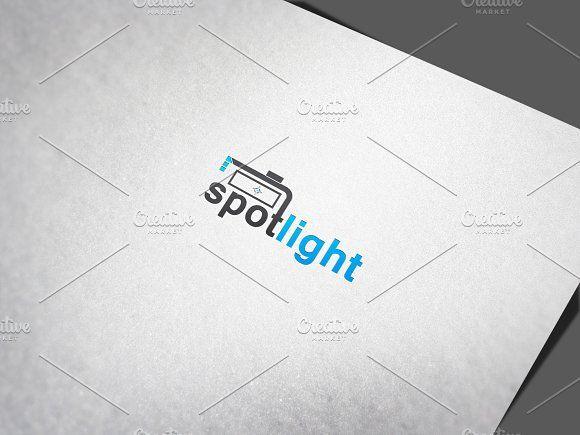 Logo Template For Photo Booth Logo Templates Modern Logo Design Retro Logos