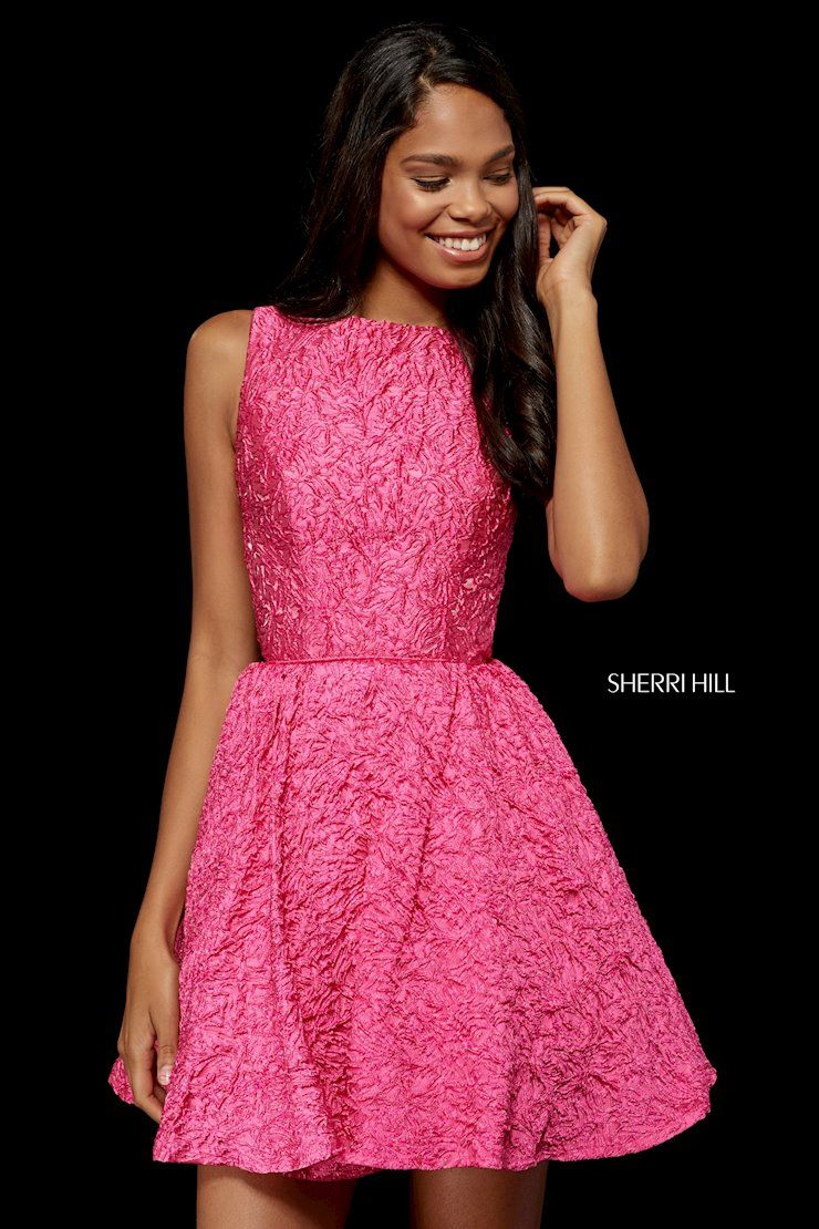 b5cb24346cfc Sherri Hill 52303 - Shop this homecoming 2018 style and more at  oeevening.com!