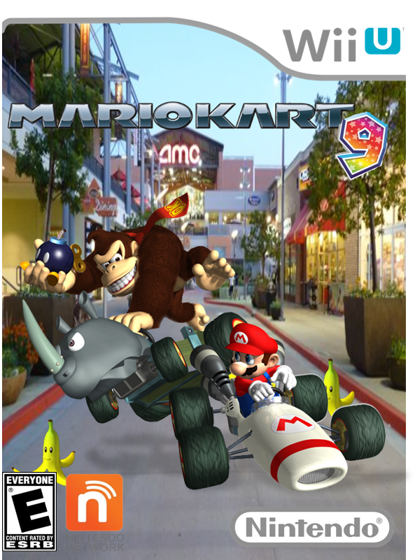 Mario Kart 9 Coming Soon Mario Kart Wii U Games Monster Trucks