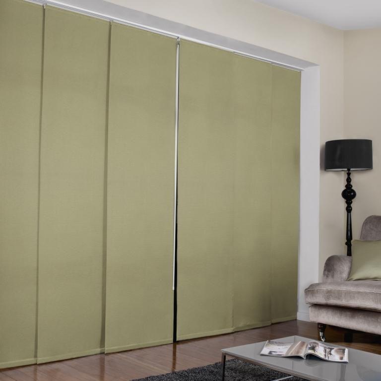Cortinas panel japones yellowhome pinterest - Panel japones cortinas ...