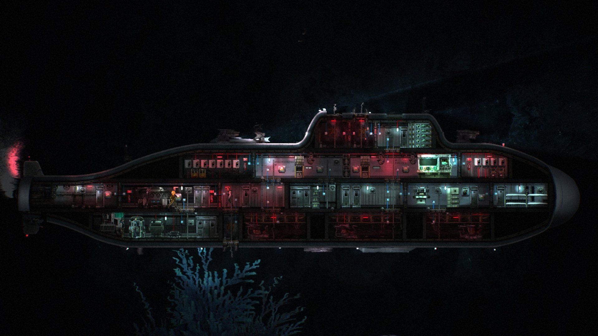 SciFi Submarine Sim Barotrauma Comes to Steam Early