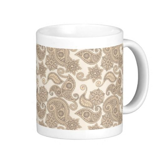 $16.95 Earthy Paisley Mugs -->  take 50% off drinkware with coupon code SUMMERSTYLES - Offer is valid through June 27, 2013