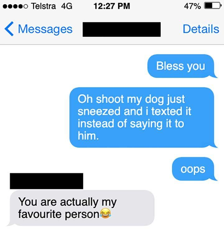 40 Funny Text Messages You Should See If You Need A Good Laugh - Magnifical