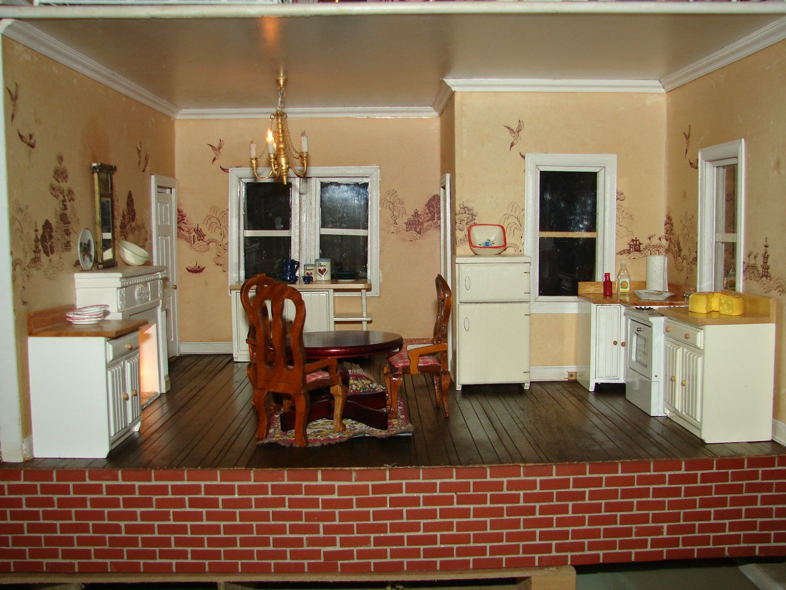 US $595.00 Used in Dolls & Bears, Dollhouse Miniatures, Doll Houses