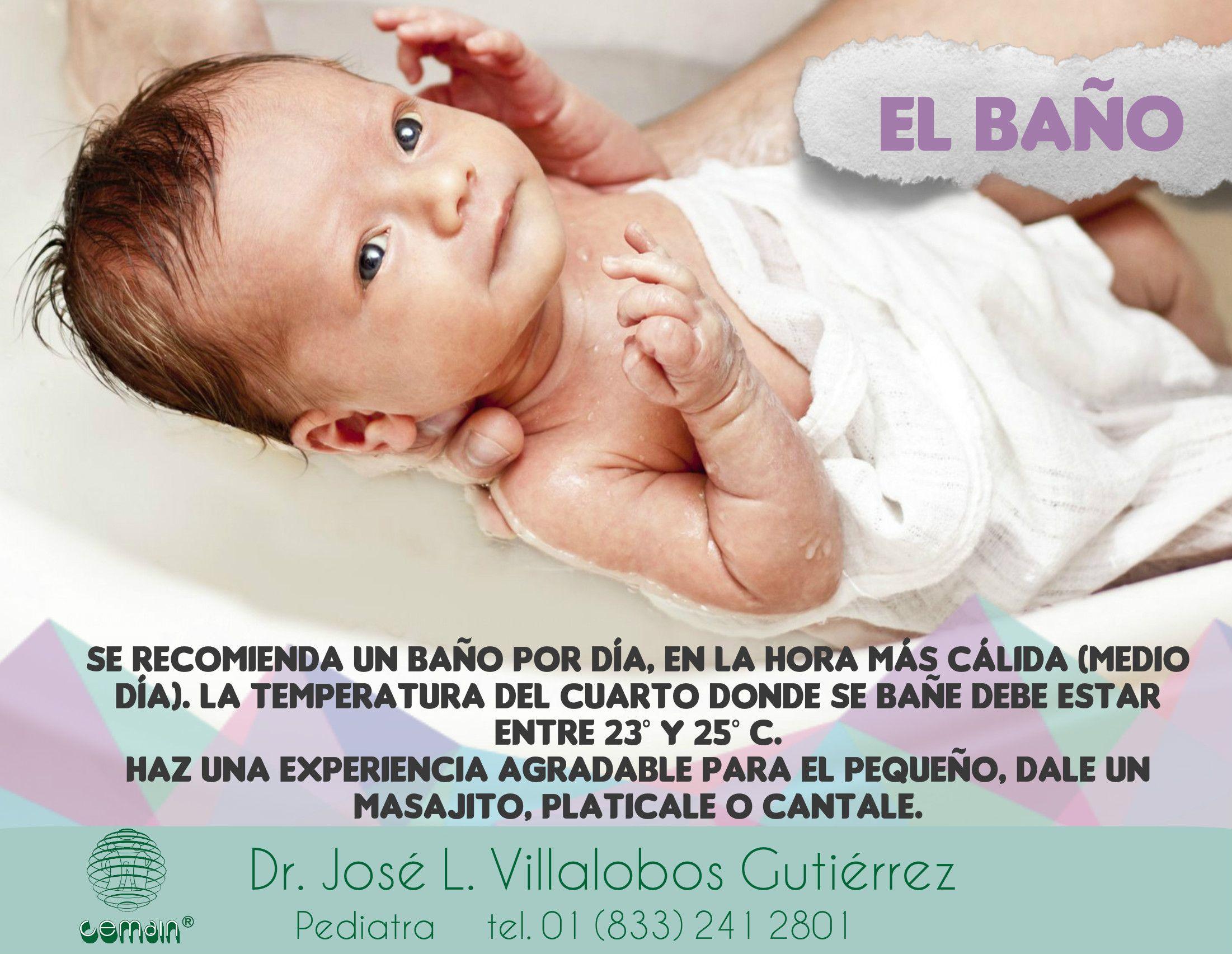 Uno de los rituales mas importantes para el beb es el ba o