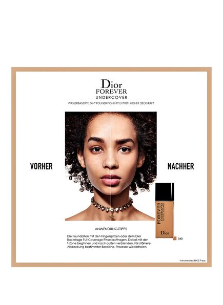 Dior Diorskin Forever Undercover   (111,25 € / 100 ml)