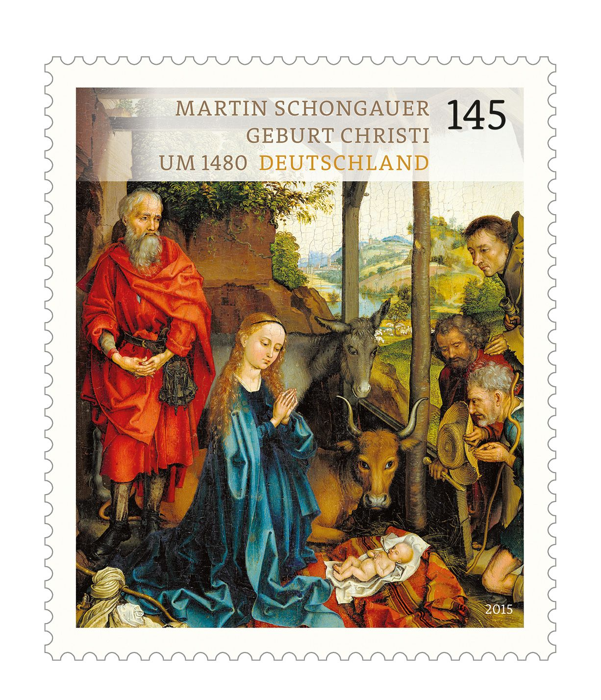 Deutschland 2015 Schätze aus deutschen Museen (VIII