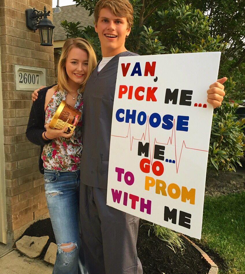Cute Prom Proposals, Cute