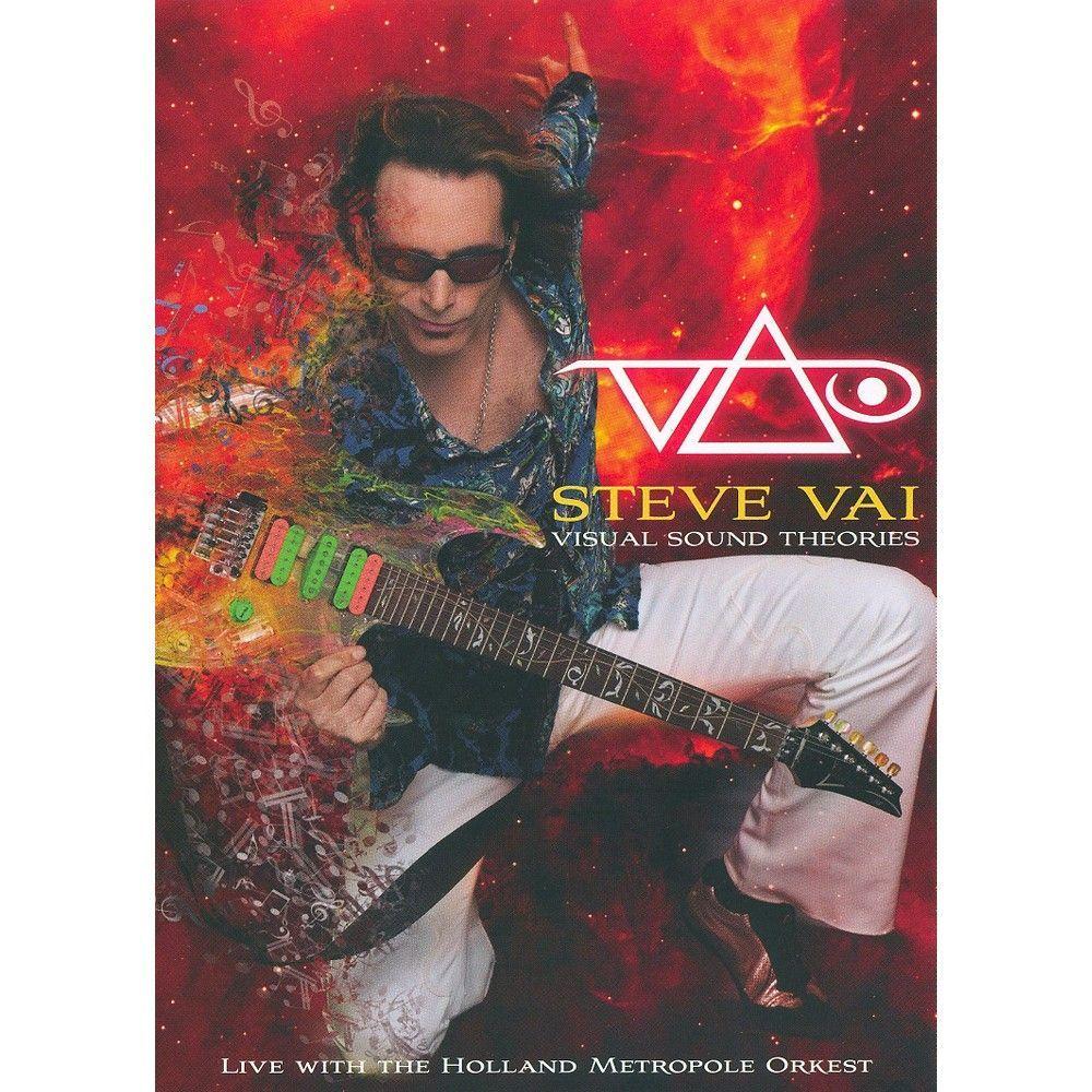 Steve Vai/Holland Metropole Orkest: Visual Sound Theories
