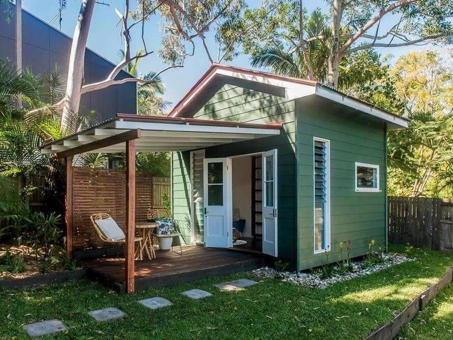 Hale Douglas A Backyard Tiny House Bungalows For Rent