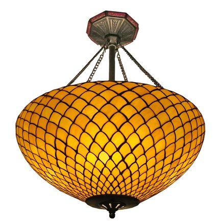 fine art lighting james tiffany style hanging lamp sears sears