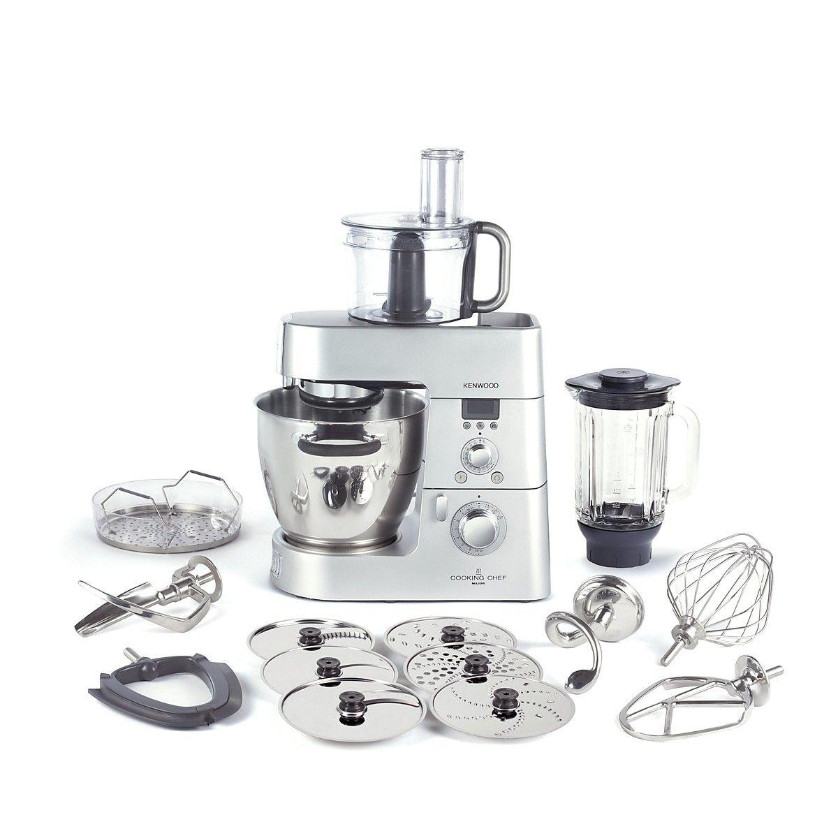 Chef Kitchen Appliances: Kenwood Cooking Chef Kitchen Machine