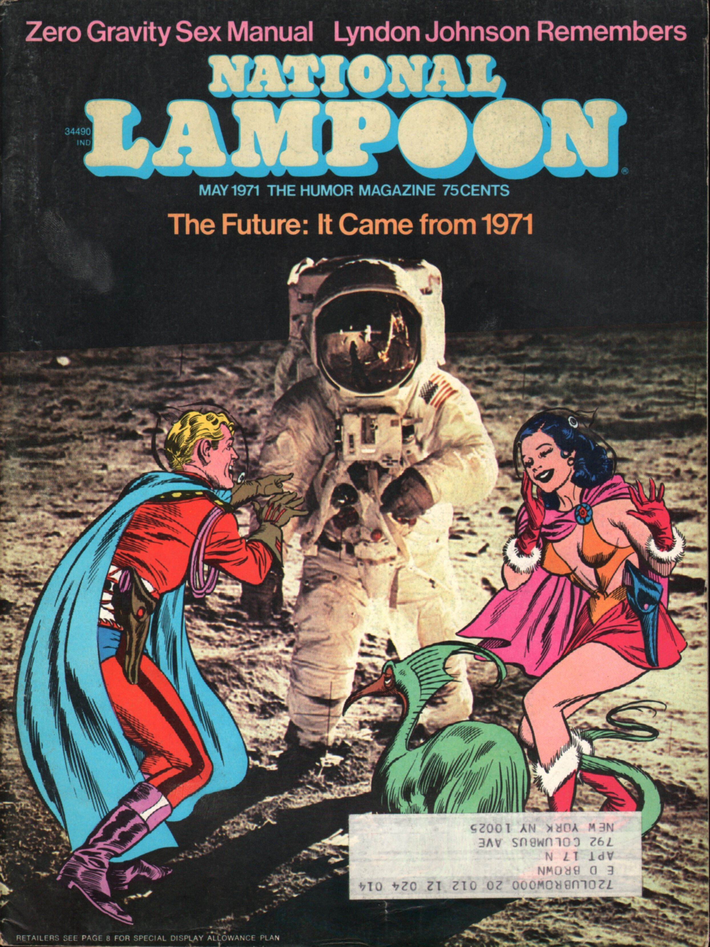 1970s Seventeen Magazine It S That Bohemian Things Again: National Lampoon Was A Ground-breaking American Humor