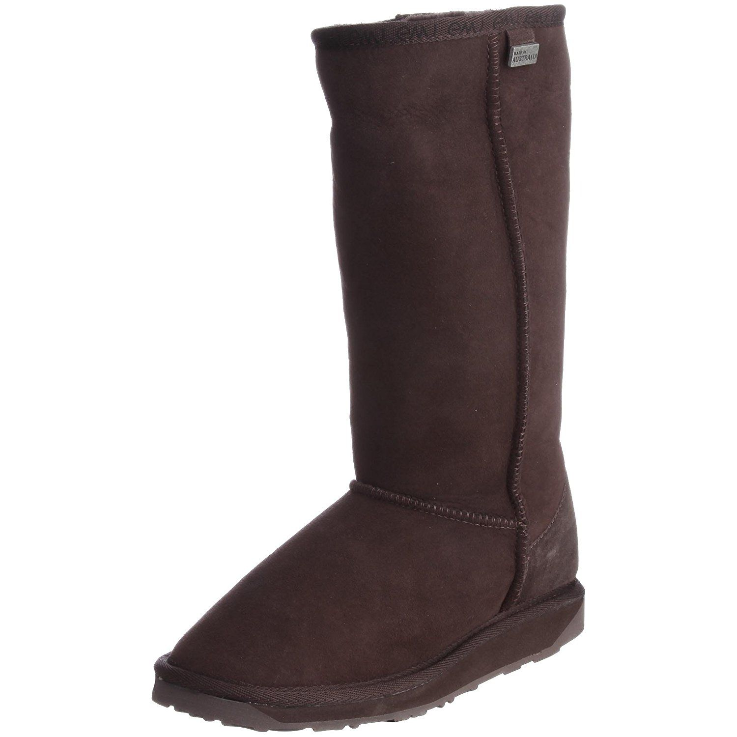 ac46d3ccd3 EMU Australia Platinum Stinger Hi Womens Sheepskin Boot Stingers ** Check  out this great image : Boots Shoes