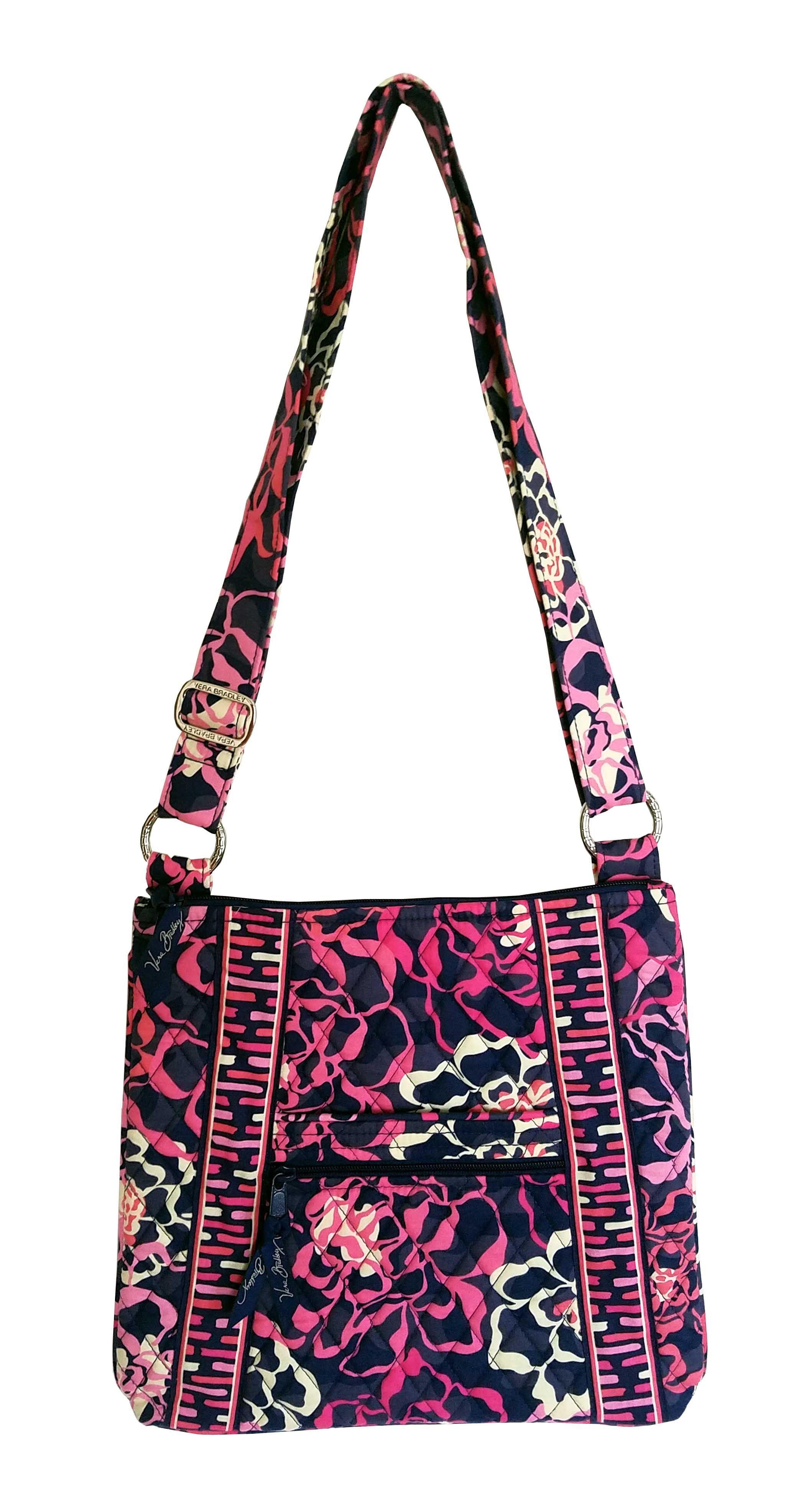8473e2e4ac Vera Bradley Hipster in Katalina Pink  stellasaksa  verabradley  hipster   katalinapink  pink  crossbody  handbag