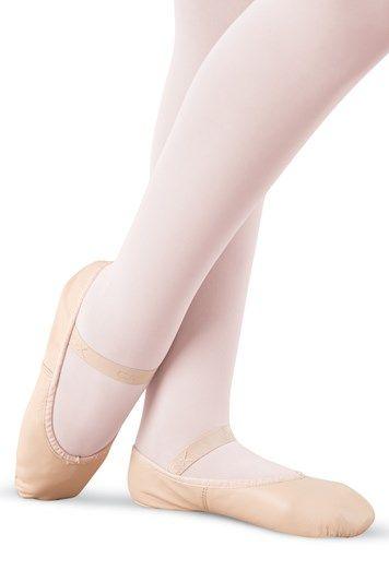Daisy Leather Full Sole Ballet Shoe Capezio Ballet Shoes Ballet Slippers Dance Wear Solutions