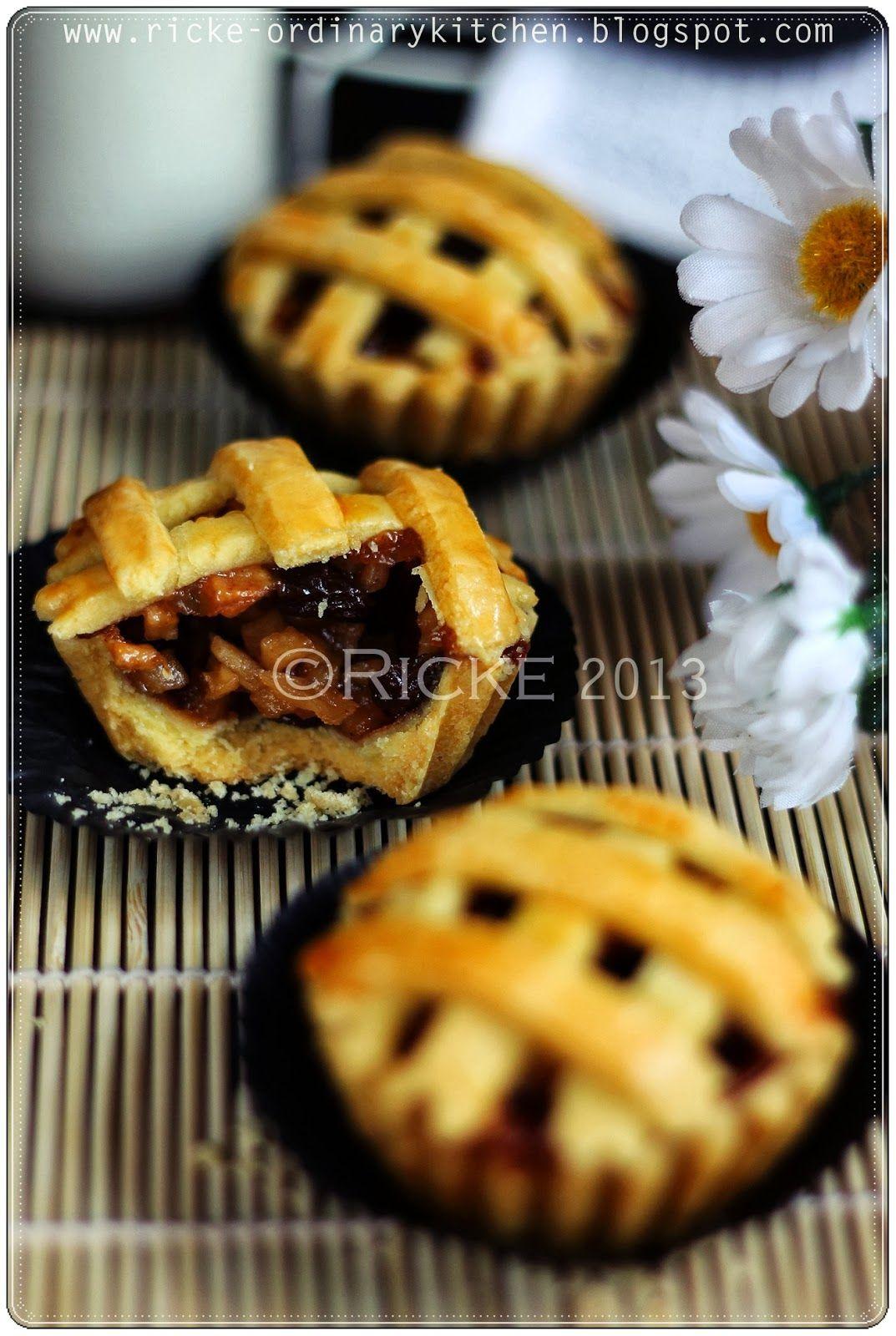 Apple Pie Pai Pie Apel Resep Pai