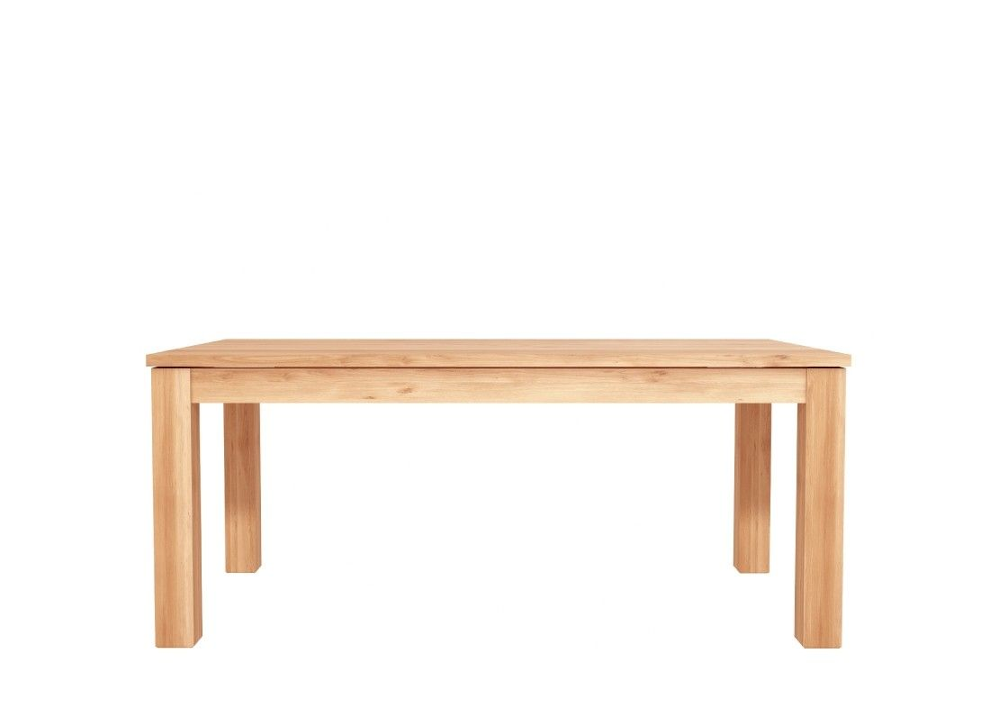 Oak Straight Extendable Dining Table Legs 8 X 8 Cm 140 220x100x76 Cm Dining Table Legs Extendable Dining Table Table Legs
