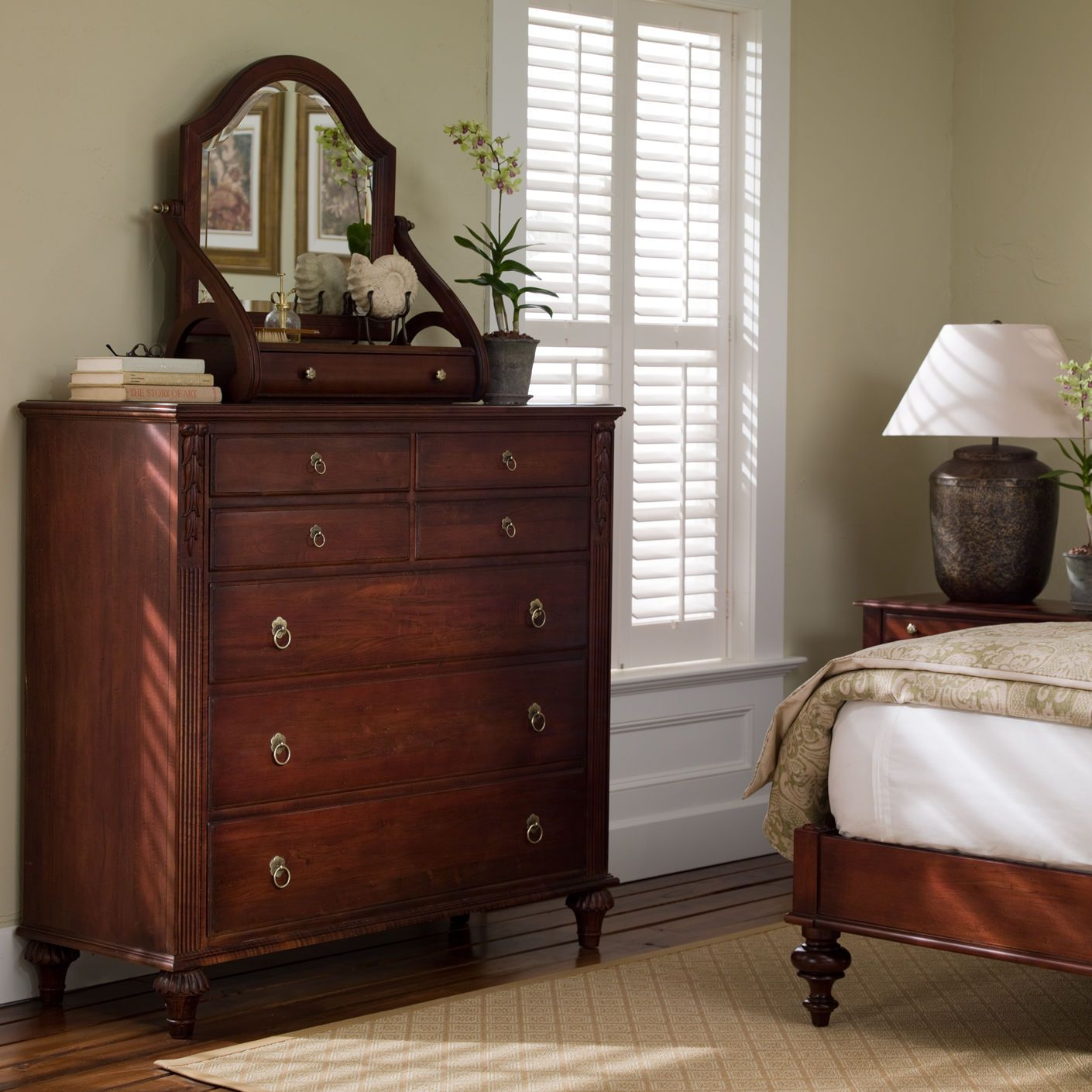 Dawson tall dresser ethan allen us home ideas for Ethan allen furniture