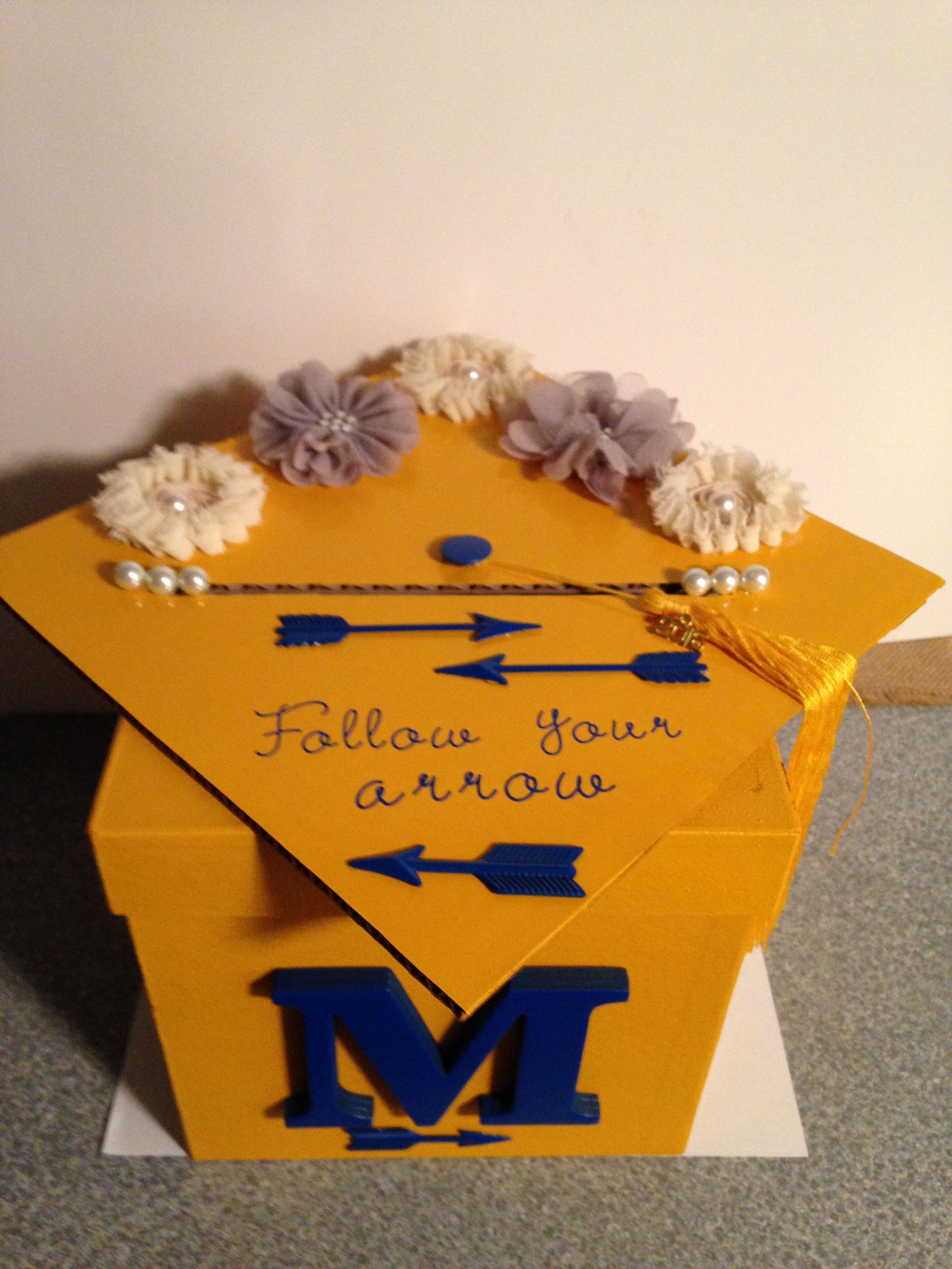 Graduation card box graduation card boxes graduation