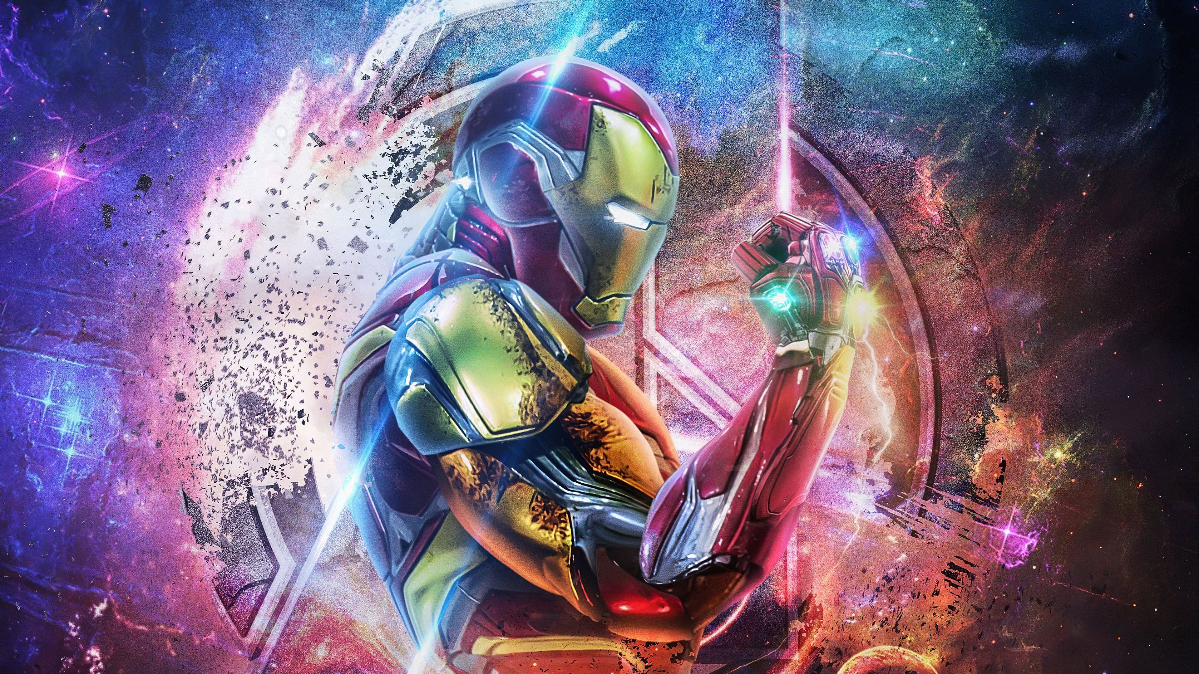 Iron Man Avengers Endgame Superheroes Wallpapers Iron Man Wallpapers Hd Wallpapers Digital Art Wa In 2020 Iron Man Wallpaper Iron Man Hd Wallpaper Iron Man Avengers