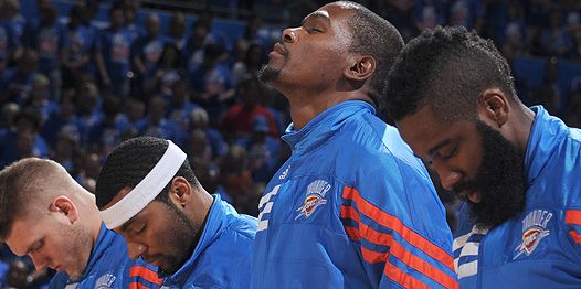 OKC Thunder! Love this picture!