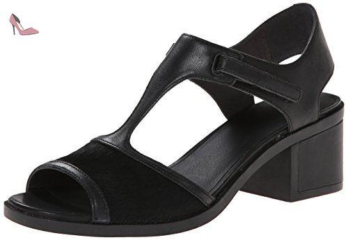 Sandales Noir Femme Nu T40 22528 Maude Pieds Camper rCxQdhts