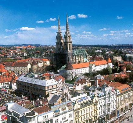Zagreb Grad Zagreb Croatia Travel City Of Zagreb Croatia