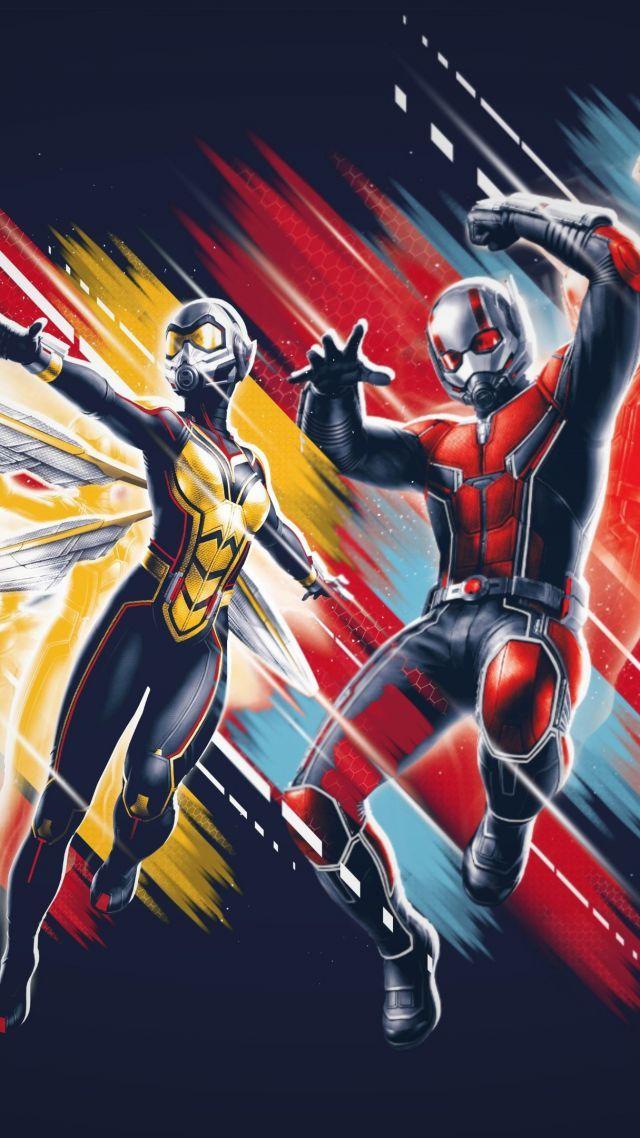 Resultado de imagen para ant man and the wasp wallpaper