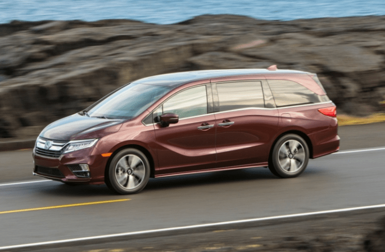2020 Honda Odyssey Type R Changes, News, Release Date