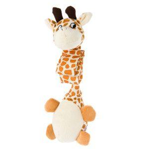 Kong Danglers Giraffe Dog Toy Squeaker Crinkle B2g1 All