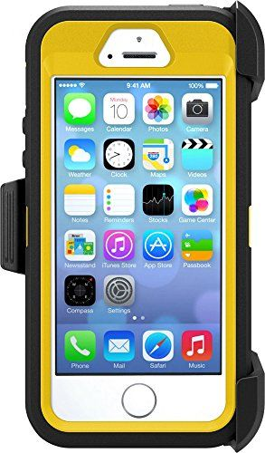 OtterBox [Defender Series] iPhone 5 & iPhone 5s Case - Retail Packaging Protective Case for iPhone - Hornet OtterBox http://www.amazon.com/dp/B00FD4VF20/ref=cm_sw_r_pi_dp_F.ZCwb1QWCK91