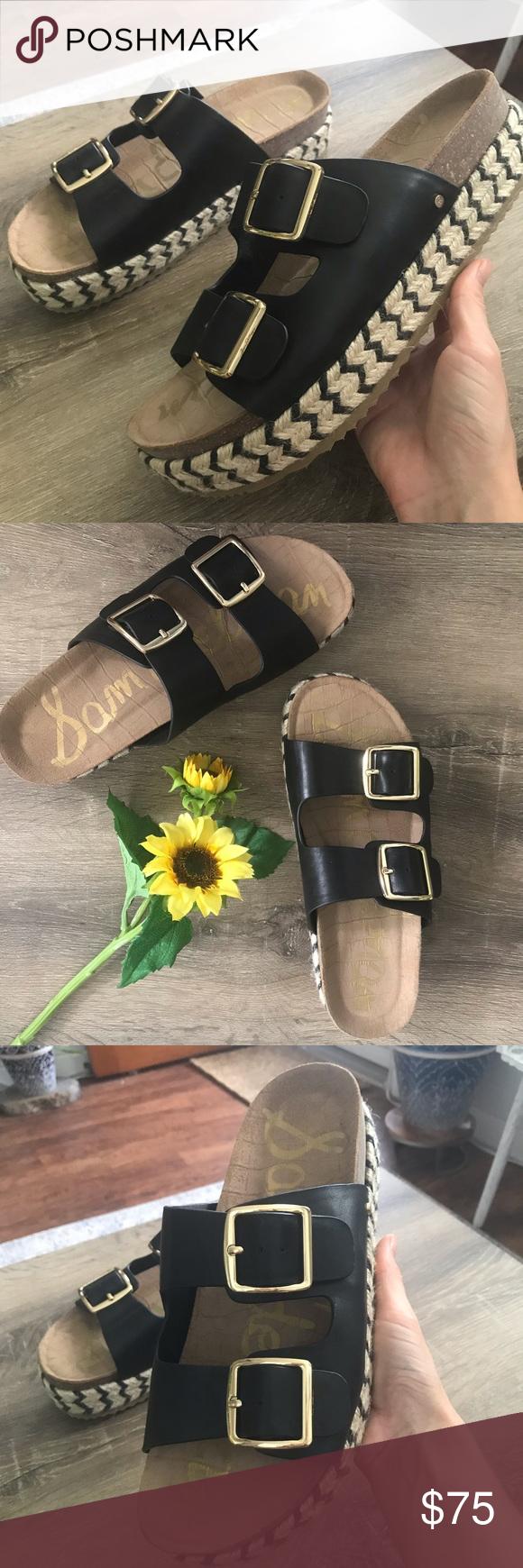 Sam Edelman Oakley Platform Sandals